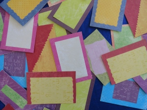Metta Cards from the retreat