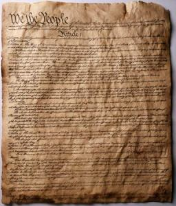 The original Constitution of the USA