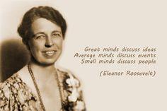 gossip eleanor roosevelt